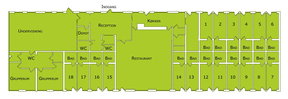 Center 2 lokaleplan