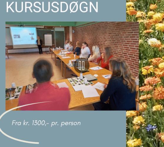 Read more about the article Kursusdøgn og dagsmøde