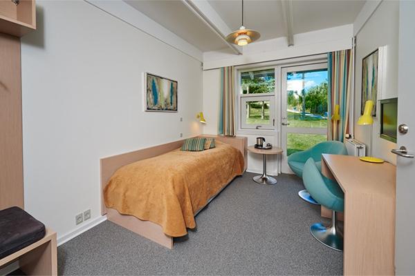 Kursusdøgn i dejlige værelser